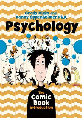 Psychology: The Comic Book Introduction Cover Image