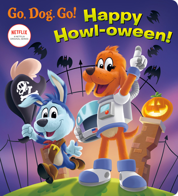 Cover for Happy Howl-oween! (Netflix