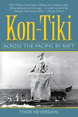 Kon-Tiki: Across the Pacific by Raft Cover Image