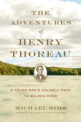 The Adventures of Henry Thoreau Cover