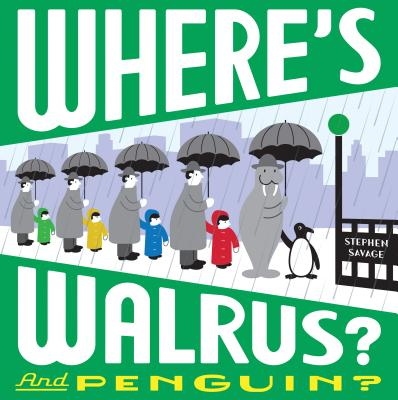 Where's Walrus? and Penguin? Cover Image