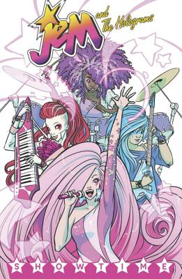 Jem and the Holograms, Vol. 1: Showtime Cover Image