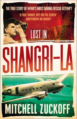 Lost in Shangri-La: Escape from a Hidden World Cover Image