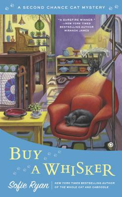 Buy a Whisker (Second Chance Cat Mystery #2) Cover Image