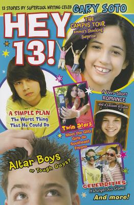 Hey 13! Cover