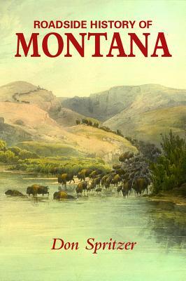 Roadside History of Montana Cover Image