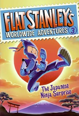 Cover for Flat Stanley's Worldwide Adventures #3