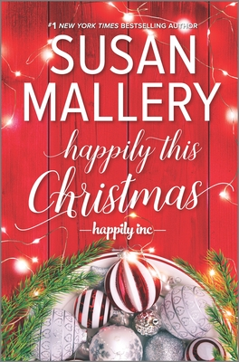 Happily This Christmas (Happily Inc #6) Cover Image