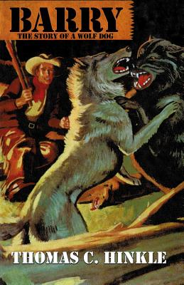 Barry: The Story of a Wolf Dog Cover Image
