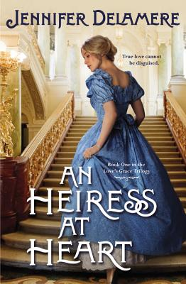 An Heiress at Heart Cover