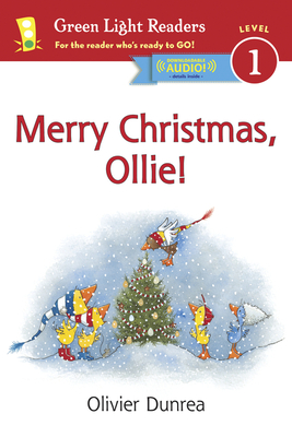 Merry Christmas, Ollie (Reader) (Gossie & Friends) Cover Image
