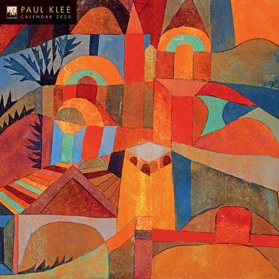 Paul Klee Wall Calendar 2020 (Art Calendar) Cover Image