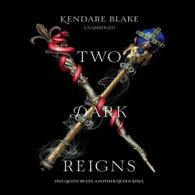 Two Dark Reigns Cover Image