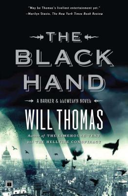 The Black Hand Cover