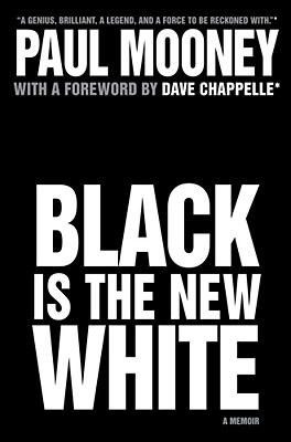 Black Is the New White Cover