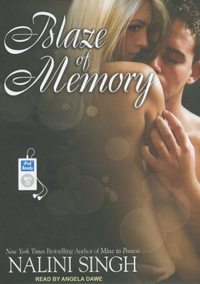 Blaze of Memory (Psy/Changeling Novels (Audio) #7) Cover Image