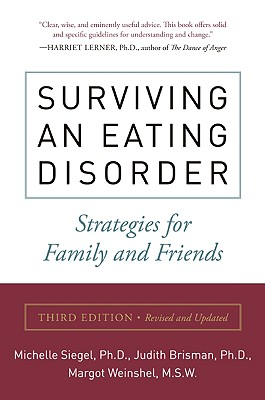 Surviving an Eating Disorder Cover