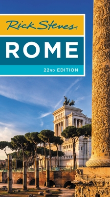 Rick Steves Rome (Rick Steves Travel Guide) Cover Image