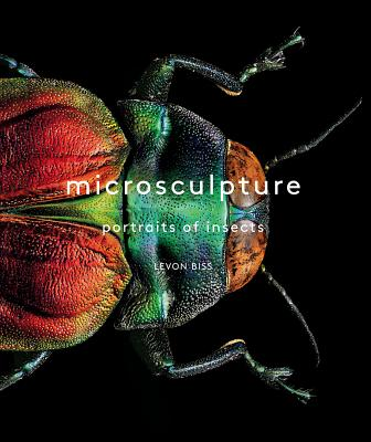 Microsculpture: Portraits of Insects Cover Image