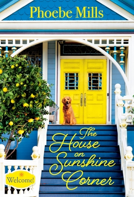 The House on Sunshine Corner (The Sunshine Corner #1) Cover Image