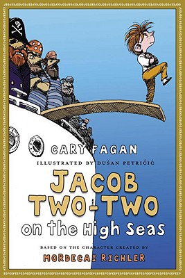 Jacob Two-Two on the High Seas Cover