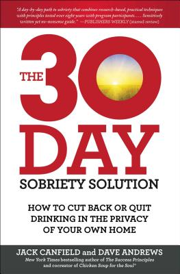 The 30-Day Sobriety Solution Cover