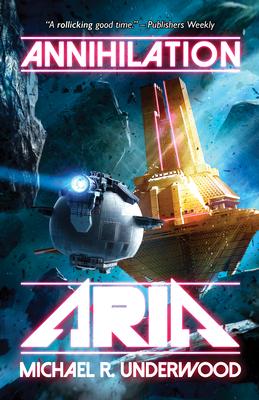 Cover for Annihilation Aria