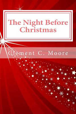 The Night Before Christmas: Holiday Coloring Book Cover Image