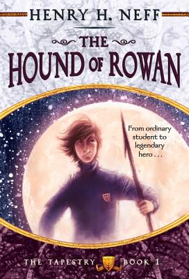 The Hound of Rowan Cover