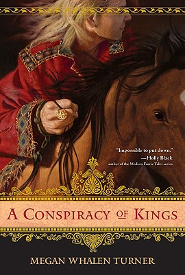 Cover for A Conspiracy of Kings