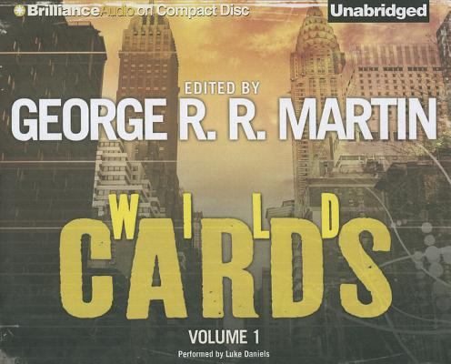 Wild Cards (Wild Cards (Audio) #1) Cover Image