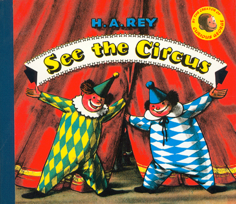 See the Circus Cover
