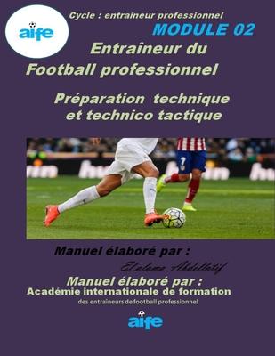 Football professionnel: Préparation technique et technico- tactique Cover Image