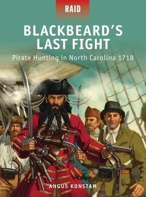 Blackbeard's Last Fight Cover