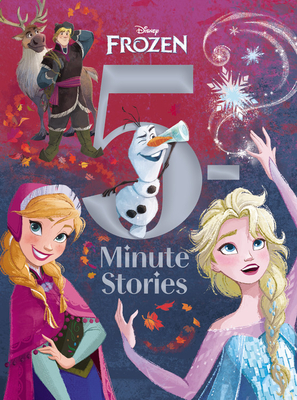 5-Minute Frozen (5-Minute Stories) Cover Image