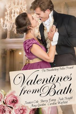 Valentines from Bath: A Bluestocking Belles Collection Cover Image