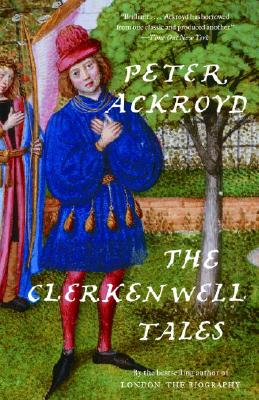 The Clerkenwell Tales Cover
