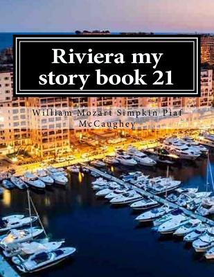 Riviera my story book 21: memoirs (My Life #21) Cover Image