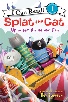 Splat the Cat: Up in the Air at the Fair Cover Image