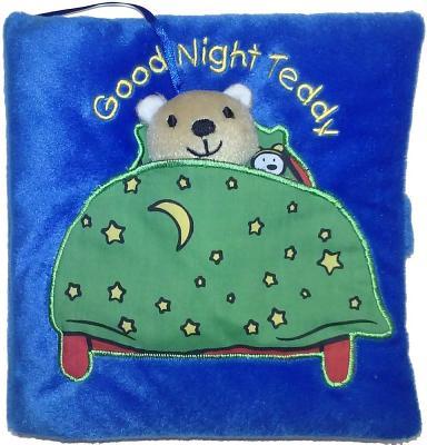 Good Night, Teddy Cover Image