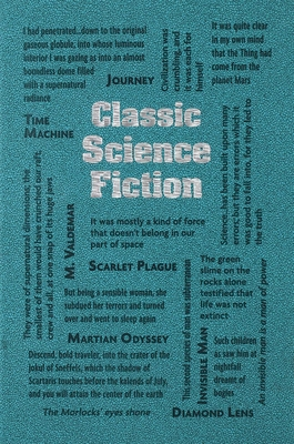 Classic Science Fiction (Word Cloud Classics) Cover Image