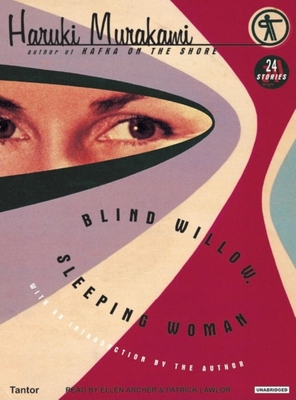 Blind Willow, Sleeping Woman: 24 Stories Cover Image