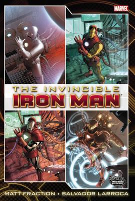 The Invincible Iron Man, Volume 1 Cover