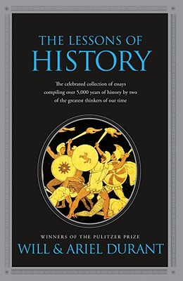 The Lessons of History Cover Image