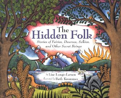 The Hidden Folk Cover