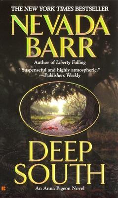 Deep South (An Anna Pigeon Novel #8) Cover Image