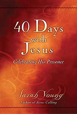 40 Days with Jesus Cover