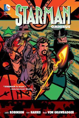 The Starman Omnibus, Volume Two Cover