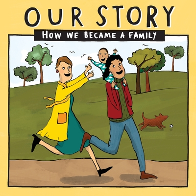Our Story - How We Became a Family (39): Two mum families who used double donation - single baby Cover Image
