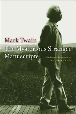 The Mysterious Stranger Manuscripts Cover